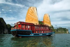 Croisière Halong en Jonque Hai Long 2 jours/ 1 nuits