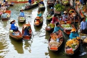 Découverte du Delta Mekong 2 jours