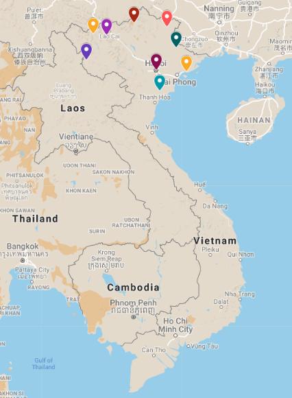 Extrême Nord Vietnam 17 jours