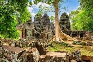 Hanoi - Halong - Siem Reap 6 jours