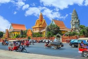 Paysage Vietnam et Cambodge 15 jours
