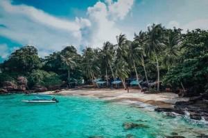 4 jours à la plage et l'île de Phu Quoc