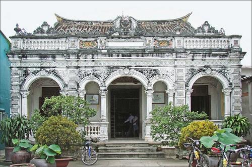 Ancienne maison de Huynh Thuy Le à Sa Dec - Vietnam