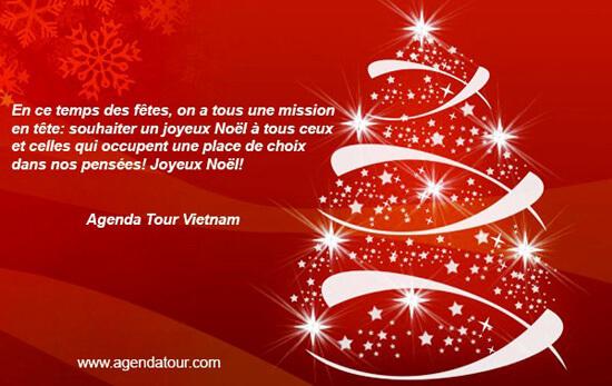 Noel et Fete de nouvel an 2014