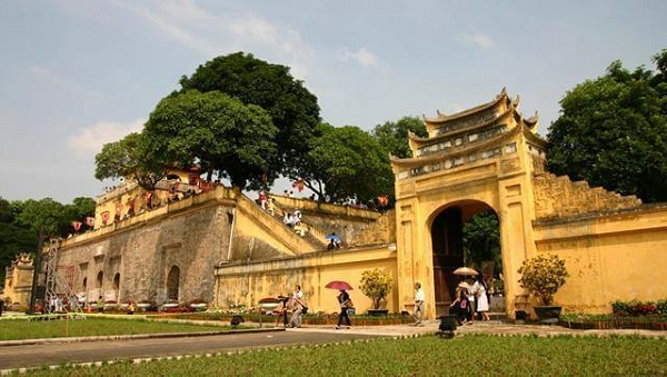 Thang Long Hanoi cite