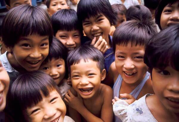 Voyage vietnam avec les enfants