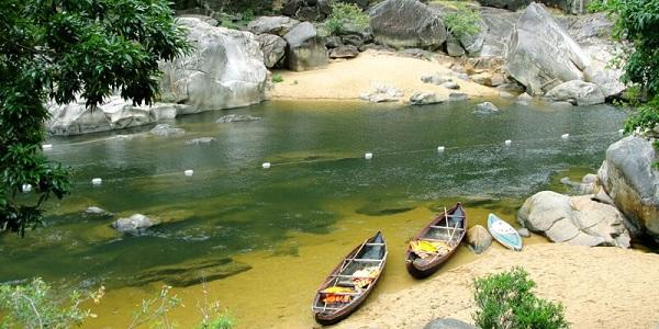 Zone touristique Ham Ho
