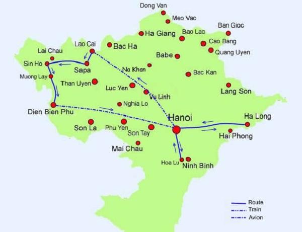 carte-de-voyage-vietnam-nord