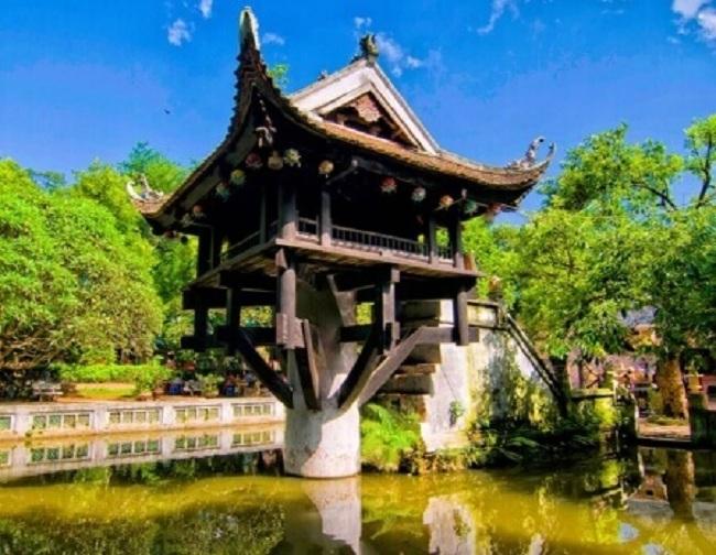 pagode-au-pilier-unique