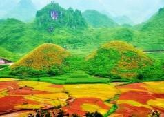 Ha Giang et Plateau calcaire de Dong Van