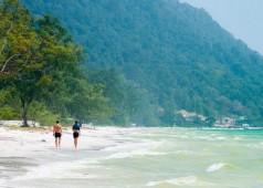 Partir pour  Kohrong Samloem - Sihanoukville - Cambodge à partir de l'île de Phu Quoc