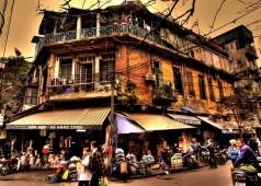 Le vieux quartier, beauté séculaire au coeur de la capitale