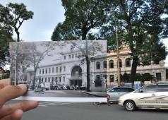 Le vieux quartier de Hanoi, hier et aujourd'hui