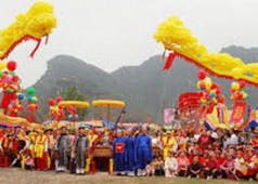 Les festivals les plus impressionnants en baie Halong terrestre