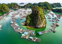 Où visiter au Vietnam en Novembre?
