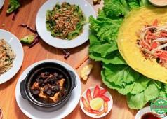 Liste des Restaurants pour les Végétariens lors de votre Voyage au Vietnam